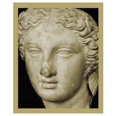 John Woolf, Head of Goddess, 2007, 4/5