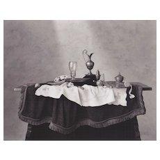 D W Mellor, Erla's Linen, 2004