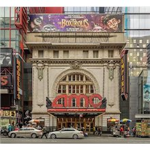 John Woolf, Empire Theater, NYC, 2014, 1/10
