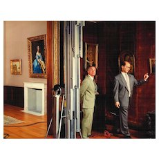 Tina Barney, The Trustee and The Curator, 1992, 8/10
