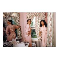 Tina Barney, Jill and Polly in the Bathroom, 1987, 5/10