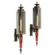 Pair of Italian Wall Lanterns