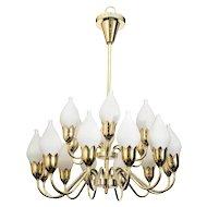 """""""Tulip"""" chandelier"""