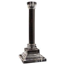 Modern crystal column lamp