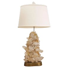 Carole Stupell Rock Crystal Lamp