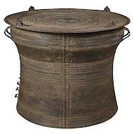 Burmese Rain Drum