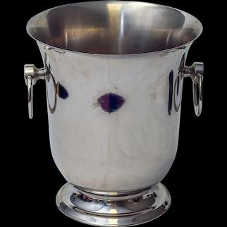 Champagne Bucket by Guy Degrenne