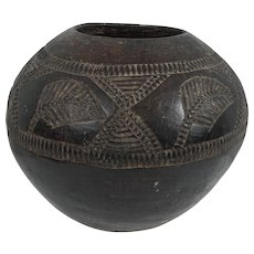 South African Ukhamba (Beer Pot)
