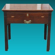 Period Mahogany Geo.III Architects Table