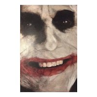 Laughing  Joker by Pranai