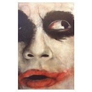 Pastel Portrait of The Joker by Pranai