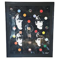 THE BEATLES : tribute to the past by Hulbert Waldroup