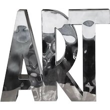 """Art """"Chrome Wave"""""""