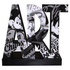 "Art ""Black & White 90+"