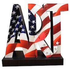 "Art ""Federal Union Liberty"""