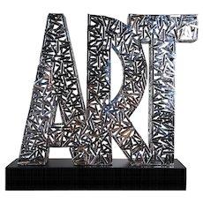 "Art ""Stick & Stack"""