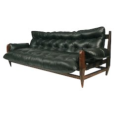 Jean Gillon Three Seat Sofa with Rosewood Frame