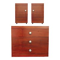 Bedroom Set by Martin Fineman for Multiplex Modern