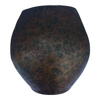 Hammered Copper Vessel