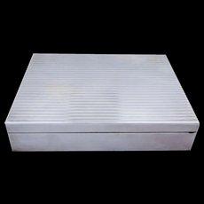 Ravinet-d'Enfert Silver Plate Box