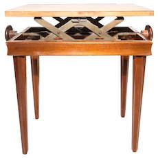 Mechanical Table