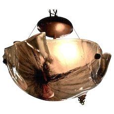 Hanging Lamp by Michael Murphy