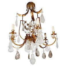 Ornate Italian Chandelier
