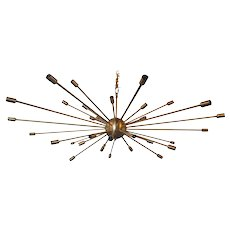 Unique Sputnik Chandelier