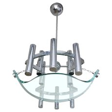 Whimsical Sciolari Chandelier