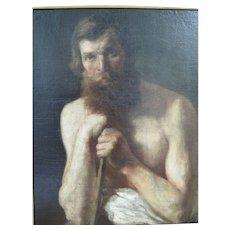 Portrait of a Farmer 1846