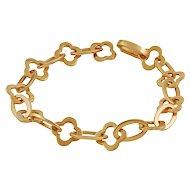 Alhambra Bracelet by Van Cleef & Arpels
