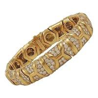 BULGARI Diamond Bracelet
