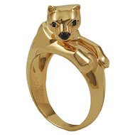 Panthere Ring by Cartier