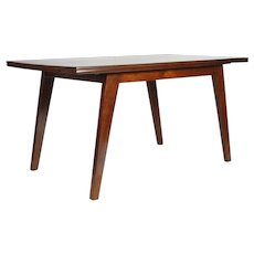 PIERRE JEANNERET Teak Dining Table from Chandigarh, India