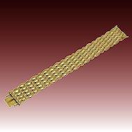 Georg Jensen 18kt Gold Bracelet No. 350