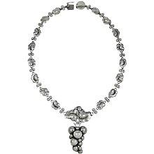 Georg Jensen Grape Leaf Necklace No. 96B