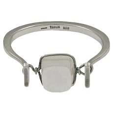 Georg Jensen Bracelet with Rutilated Quartz, Torun