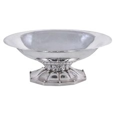 Georg Jensen Silver Bowl No. 42C
