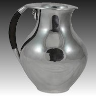 Georg Jensen Pitcher No. 385B