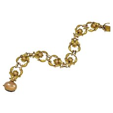 Georg Jensen Bracelet No. 172 in 18Kt Gold