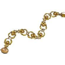 Georg Jensen Gold Bracelet No. 172