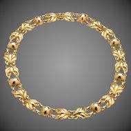 Georg Jensen 18Kt Gold Necklace No. 323
