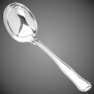 Georg Jensen Serving Spoon No. 153 in Old Danish