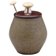 Palshus Ceramic Marmalade Jar