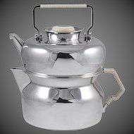 Georg Jensen Stacking Tea Service No. 987B