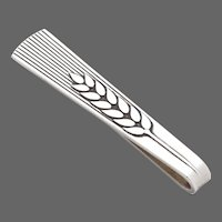 Georg Jensen Sterling Silver Tie Bar No. 78