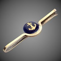 Georg Jensen Nautical Tie Bar