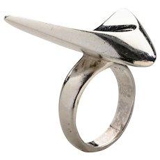Georg Jensen Sterling Silver Ring No. 120