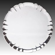 Georg Jensen Silver Tray No. 519B