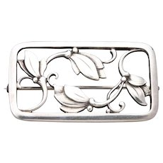 Georg Jensen Brooch No. 295